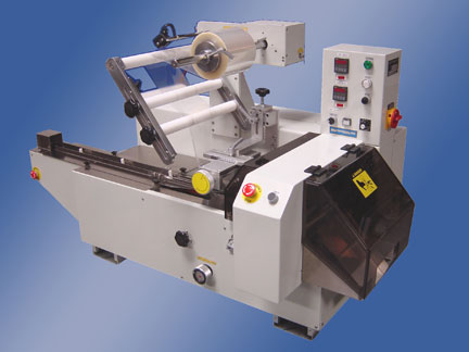 Packaging Aids 350T Flow Wrapper.