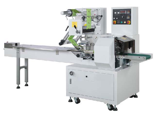 Packaging Aids 350TC Flow Wrapper Form Fill Seal Machine ...